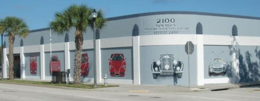 Palm Beach Prestige Auto in Northwood